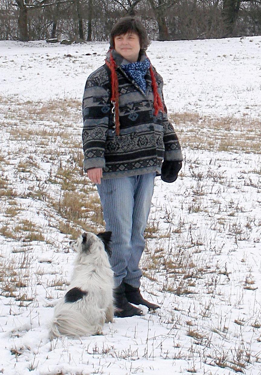 Pavla a pes