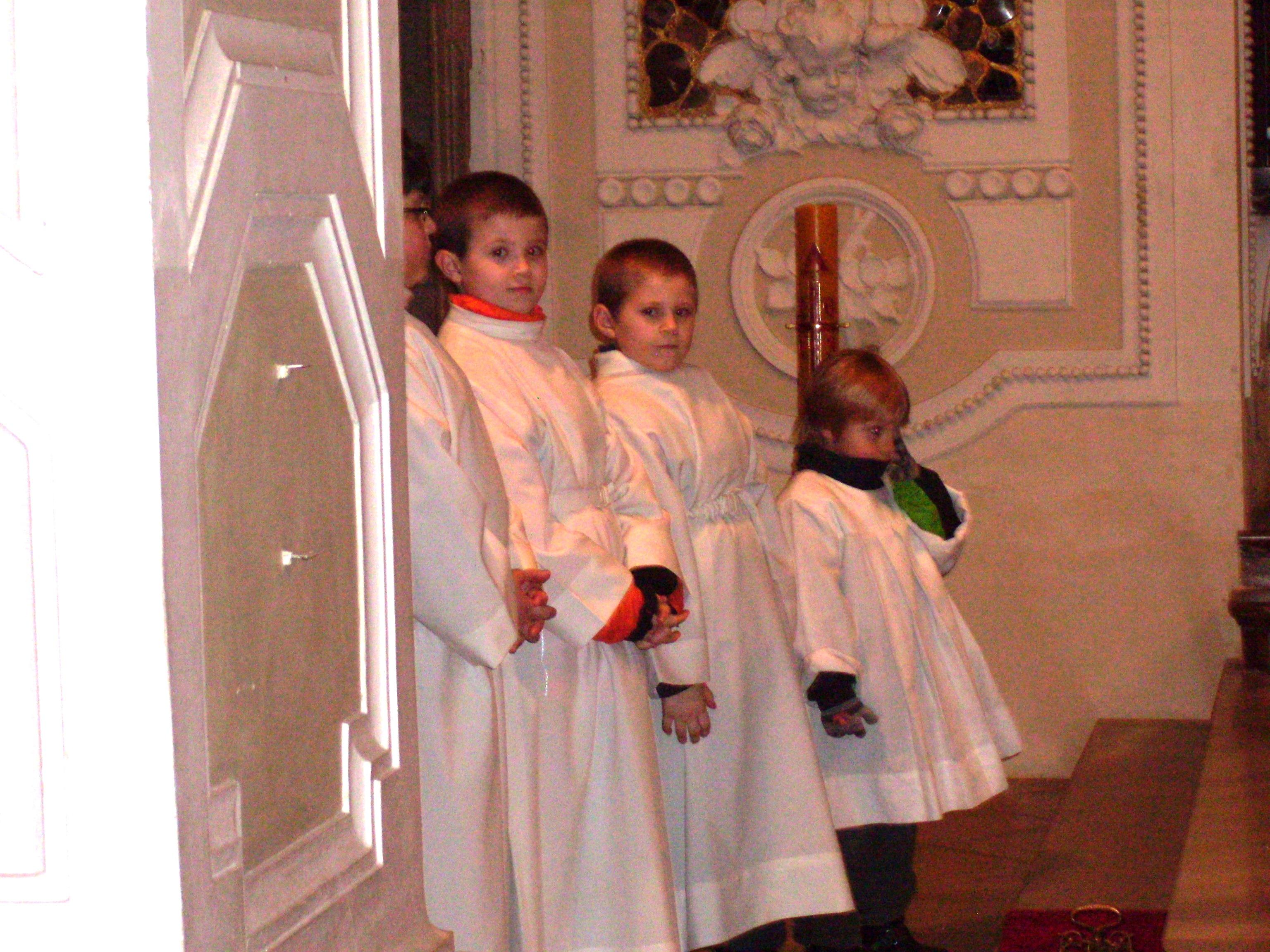 Sv. Hora děti - foto 2